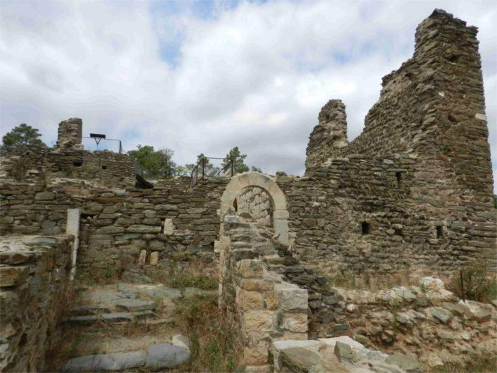 Ruta als Forns de Calç i al Castell de Palagret
