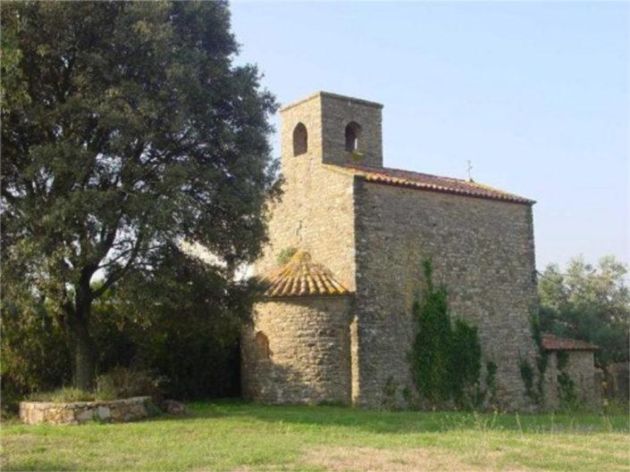Ruta a Sta. Maria de Montnegre
